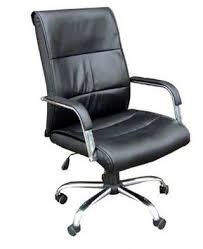 president office chair black. Emel President R Swivel Office Chair - Black E