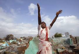 n ocean tsunami of facts death toll com w in a tsunami damaged village in tamil nadu waving for assistance