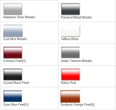 2012 Honda Color Chart Related Keywords Suggestions 2012