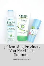 i want to share with you three cleansing s you will definitely need this ing summer in order to feel fresh faced before and after makeup