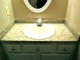 refinish laminate counter tops i chalk painted can paint my bathroom countertop