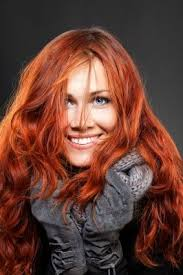 Great Looking Red Hair Zrzky Pelirrojas Pelirrojo Cobrizo A Cabello