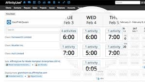 Automated Timesheet New Feature Automated Timesheets For Effortless Time Capture