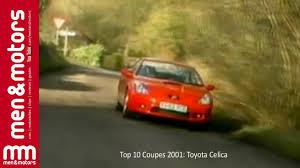 Top 10 Coupes 2001: Toyota Celica - YouTube