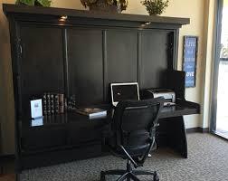 murphy bed office. Murphy Bed Desk Closed Zoom-Room Office