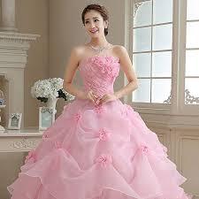 royal pink princess wedding dress lamya princess elegant pearl