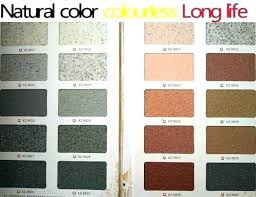 Cathedral Stone Color Chart Stone Color Paint Theplumbingconm Com