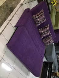 toko sofa bed bandung warna ungu