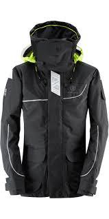 Henri Lloyd Womens Elite Offshore 2 0 Jacket Black Y00377