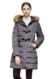 Orolay Women S Thickened Down Jacket Size Chart Orolay Womens Down Jacket Hooded Outdoor Winter Thickened Coat