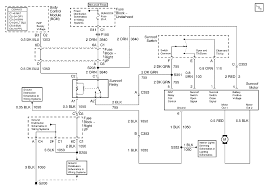 chevy avalanche radio wiring diagram  2004 chevy silverado radio wiring harness 2004 on 2005 chevy avalanche radio wiring diagram