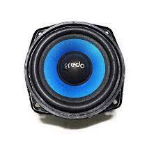 Fredo Subwoofer 5.25 inches 8 Ohms/ 70 Watts (Blue) : Amazon.in: Electronics