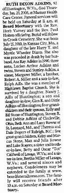 Adkins Surnames