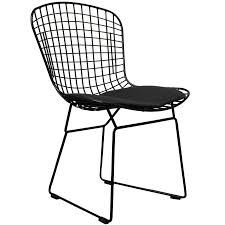 wire mesh dining chairs room ideas