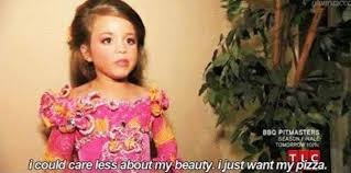 Child Beauty Pageant Quotes