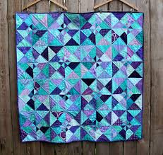 Purple Quilt Patterns Custom Inspiration Ideas