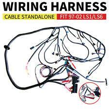 ls1 wiring harness 1997 2002 dbc ls1 lsx stand alone wiring harness t56 transmission