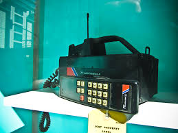 first motorola phone. the evolution of cell phone first motorola