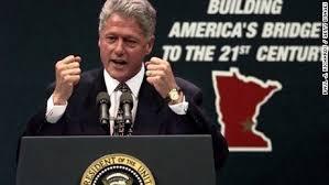Clinton's Doma Of Ad His Listen Cnnpolitics Passage - Radio To 1996 Bill Touting
