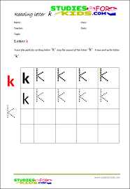 Free kindergarten writing worksheets printables PDF- letter A to Z ...