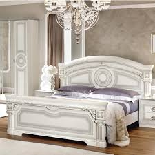 Versace Inspired High Gloss U0026 Gold Or Silver Bedroom Set ...