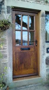 ash door and frame