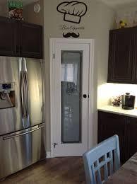 black pantry door kitchen pantry door ideas design decoration