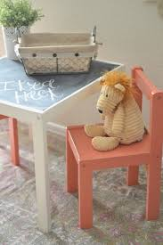 painted kids furniture. Add A Chalkboard Top To The Lack Side Table. Painted Kids Furniture