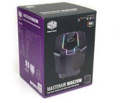 Тест обзор: <b>Cooler Master</b> MasterAir MA620M - двойной ...