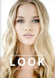 bridal makeup look book sally townsend makeup artist