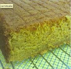 Resep Carrot Cake Cakefevercom