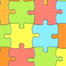 Jigsaw Vinyl Flooring Buy Playful Multi Colour Vision Vinyl