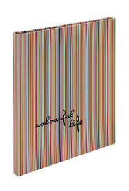 Office Guest Book Details About Large Striped Scrapbook Guest Book Office School Stationery By Katz 0706c Sb