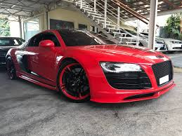 2010 Audi R8 for sale in Malaysia for RM440,000 | MyMotor