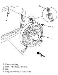 Repair guides engine mechanical engine fan