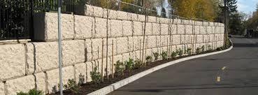 Small Picture Concrete Block Retaining Wall Design Home Interior Design