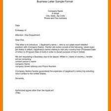 Block Form Business Letter Block Letter Format Business Letter New Simplified Block Format
