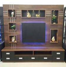 6 6 wall tv unit at rs 15500 piece
