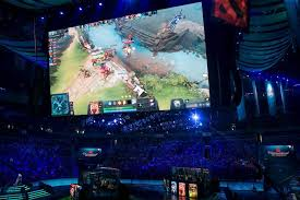 watch 24 million dota 2 international gaming tournament action