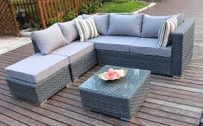 full size of outdoor furniture sofa dining set rattan garden grey reclining chairs conservatory 5 corner