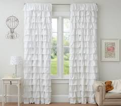 impressive white ruffle blackout curtains and gray blackout curtains 96 best curtains 2017 with white linen