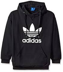 adidas hoodie womens. adidas originals women\u0027s trefoil hoodie, black, hoodie womens