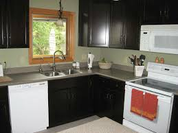 ... Spectacular Black And White L Shaped Kitchen Designs For Small  Kitchensl Island Extraordinary Design Ideas Small ...