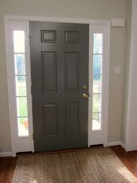 inside front door colors. Chelsea Gray Benjamin Moore | As A Little Bribe, Here Is Project I\u0027ve Just Recently Completed . Inside Front Door Colors E