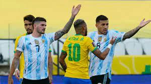 Son dakika haberleri: Brezilya-Arjantin maçı mahkemeye taşınıyor - Üç Sütun