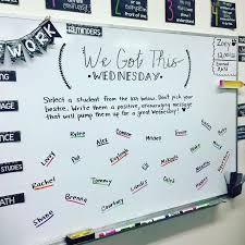 classroom whiteboard ideas. we got this wednesday-white board messages classroom whiteboard ideas o