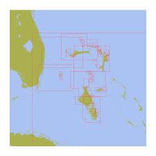 Explorer Charts Near Bahamas
