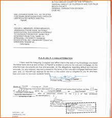 Notarized Letter notarized letter sample soap format 1