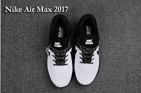 black and white nike air max shoes. nike air max 2017 kpu white black 849559 008 men\u0027s running shoes trainers and