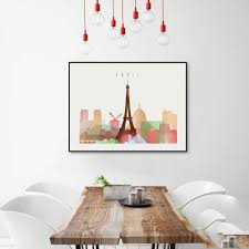 Paris Living Room Decor Art Pictures Picture More Detailed Picture About London Paris